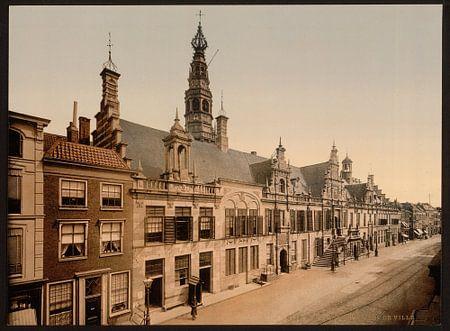 Stadhuis, Leiden