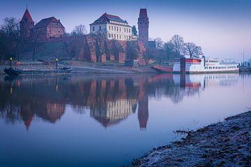 Burg in Tangermünde von Martin Wasilewski