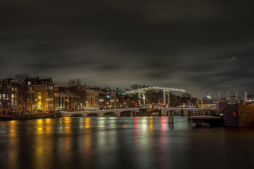 Magere brug Amsterdam van Gerrit de Groot