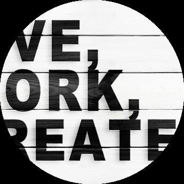 Leven, werken, creëren van Günter Albers