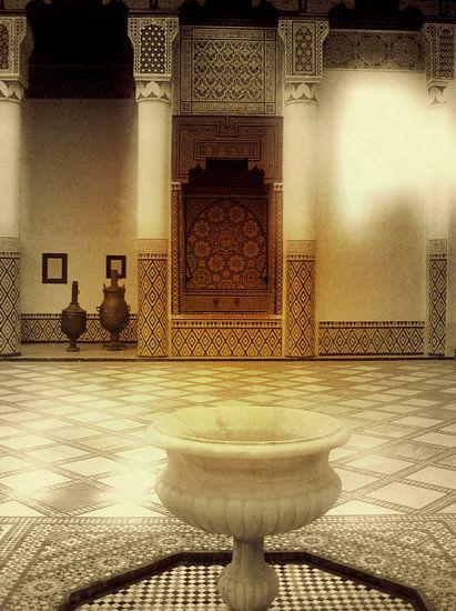 Marrakech Marokko van Mr and Mrs Quirynen
