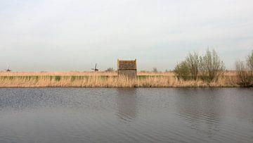 Kinderdijk Huisje van