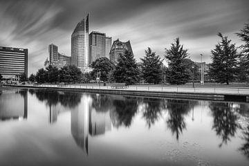 Skyline von Den Haag von Tom Roeleveld