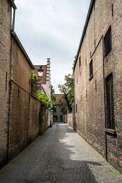 Ruelle à Bruges. sur Mickéle Godderis