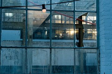 T's einzelnes Glas von Martijn van Straaten