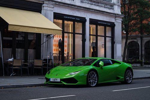 Lamborghini Huracan van joost prins