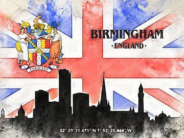 Birmingham van Printed Artings