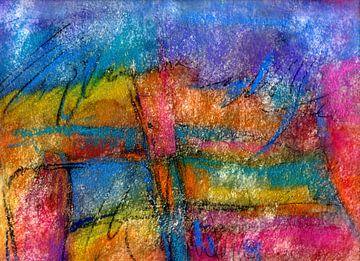 Farbenergie 1 von Claudia Gründler