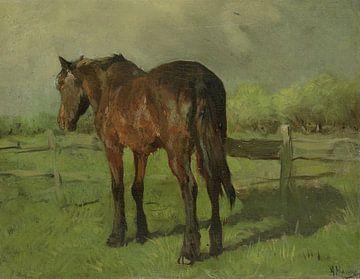 Pferd, Anton Mauve