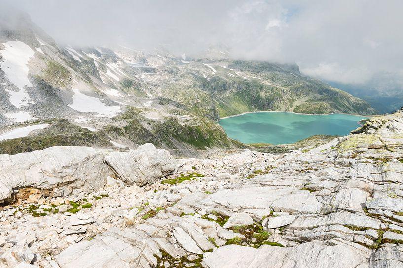 Oostenrijkse Alpen - 1 van Damien Franscoise