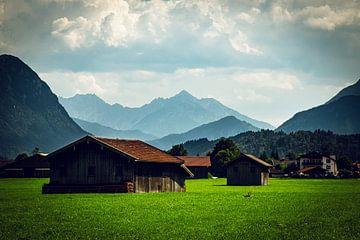 Alpenpanorama von D.R.Fotografie