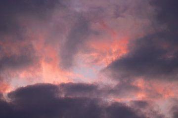 Wolken Lucht van Cinthia Mulders
