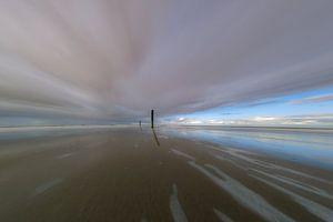 Lange termijn blootstelling aan de Noordzee van Arnd Tillmann