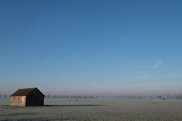 Schhur in weiland von Moetwil en van Dijk - Fotografie