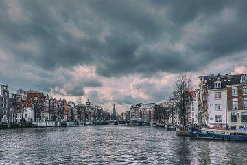 Amsterdam Canal III van