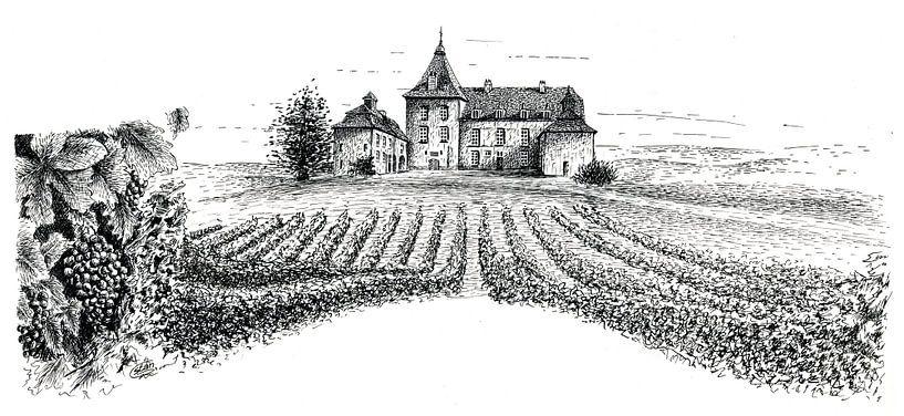 Hills of the Wines van Stan Groenland