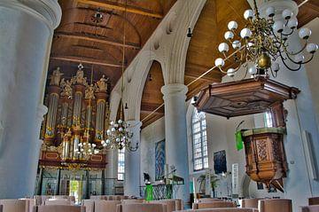 Grote Kerk Leeuwarden van ArGo - Design