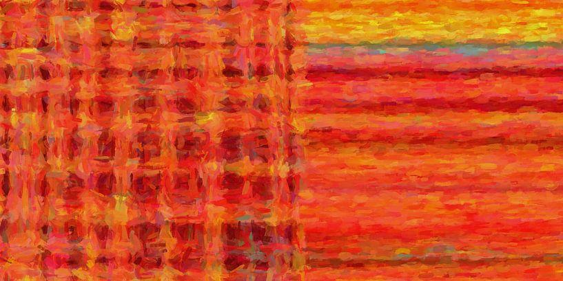 Abstract nr 07 van Marion Tenbergen