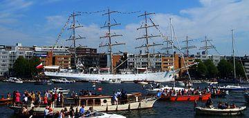 Sail Amsterdam (2015) van Jarretera Photos