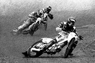Speedway von Pieter van Dijken