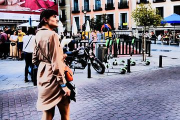 Madrid - Vrouw van de wereld van Wout van den Berg