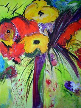 Floral sur Angel Estevez