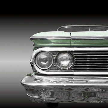 Amerikaans Klassieke auto Corsair 1959 van
