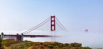Golden Gate Brücke von Remco Bosshard