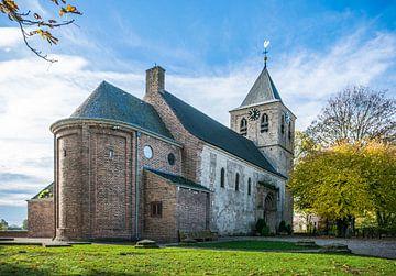 Oude kerk in Oosterbeek van Patrick Verhoef