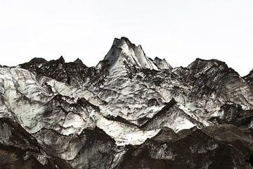 Sólheimajökull-Gletscher Island von Thomas Thiemann
