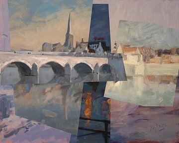 Sint Servaasbrug Maastricht van Nop Briex