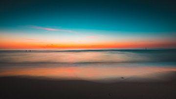 Domburg strand von Andy Troy