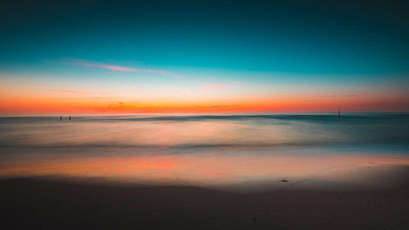 Domburg strand van Andy Troy