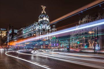 Madrid Verkeer, Javier de la van 1x