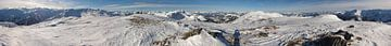 Mountain Panorama of Sonnenjoch van Christian Moosmüller
