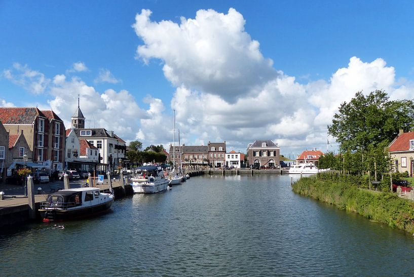 Rotterdamse haven van Renate Knapp