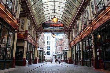 Leadenhall Market Londen van