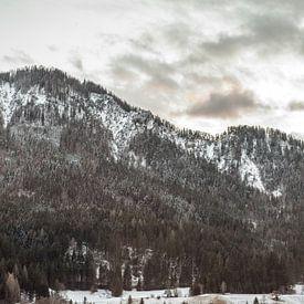 Bergen in Oostenrijk sur Marco Bakker