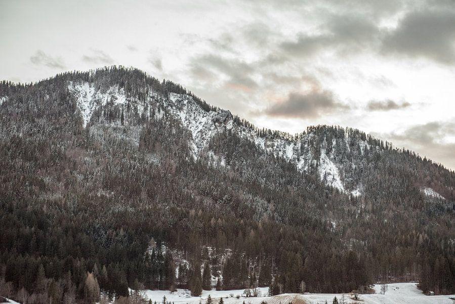 Bergen in Oostenrijk van Marco Bakker