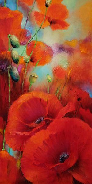 flower power van Annette Schmucker