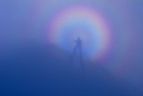 Brocken Spectrum von Menno Boermans