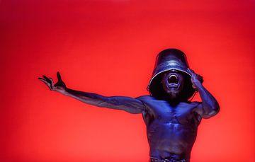 Danser op rood van Ruurd Dankloff