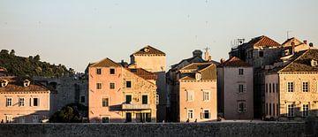 Dubrovnik - Huizen sur Maurice Weststrate