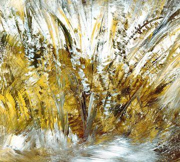 Golden Nature van Katarina Niksic