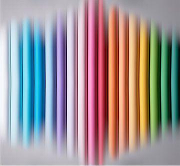 Kleurenspectrum van Graham Forrester