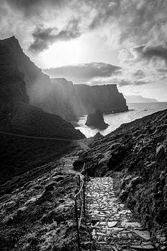 Endlos - Küste von Madeira von Koen Boelrijk Photography