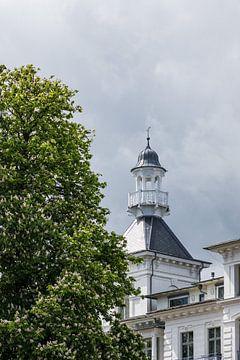 Gebäude in Heringsdorf auf der Insel Usedom von Rico Ködder