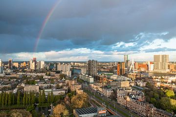 Skyline Rotterdam sur AdV Photography