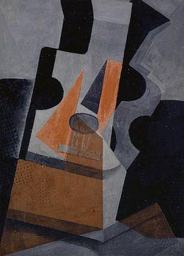 Die Gitarre, Juan Gris