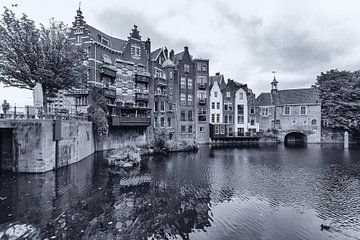 Rotterdam Delfshaven von Marcel Moonen